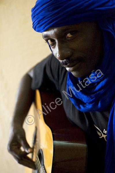 Koudede, Hotel Colombe (Tombouctou / Timbuktu)