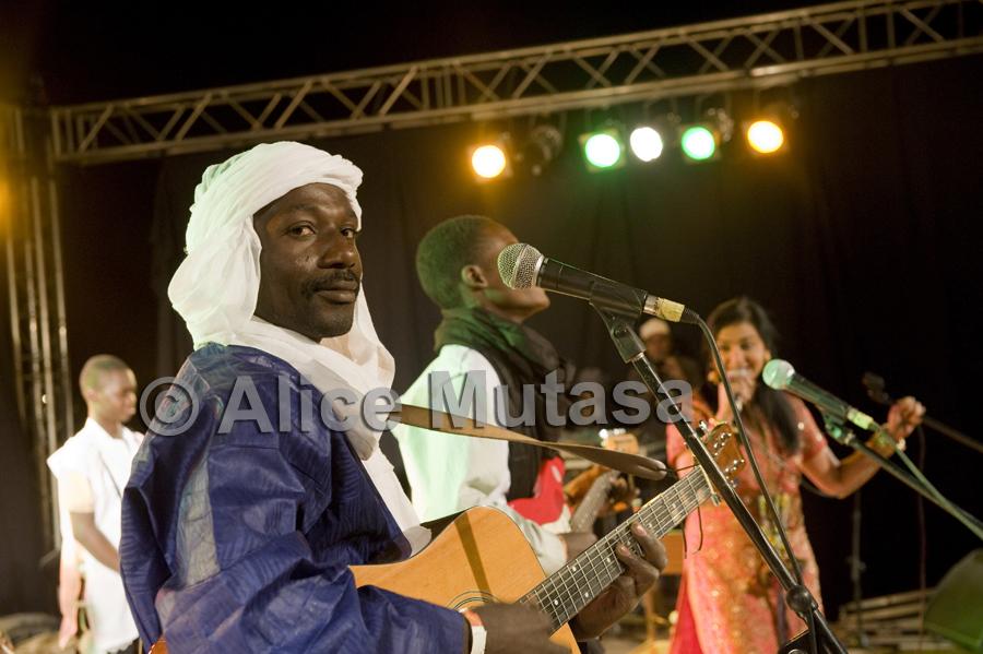 Koudede: Festival au Desert, Mali