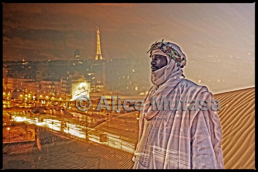 KOUDEDE: Paris-Tombouctou