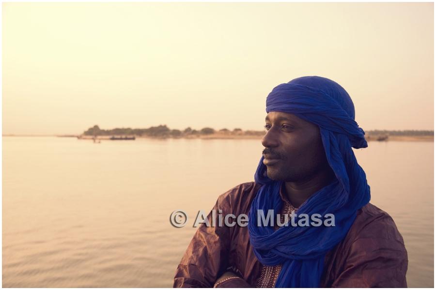 Koudede, sur le fleuve Niger