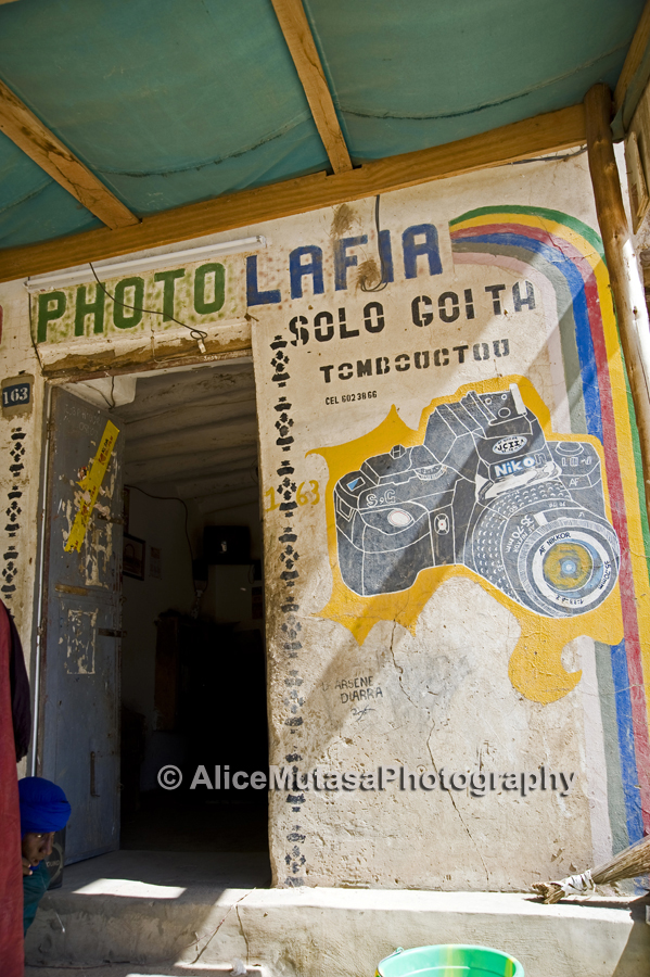 Photo Lafia studio, Timbuktu