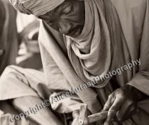 Abdou - Touareg artisan, Timbuktu