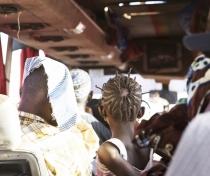 Bus journey....