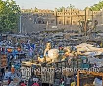 Djenné market