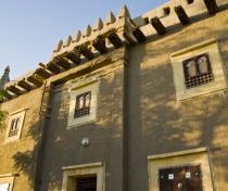 Timbuktu houses