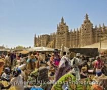 Djenne market
