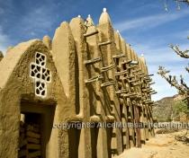 Goundiourou mosque_Pays Dogon_V3