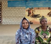 Alice & Hawa - Timbuktu