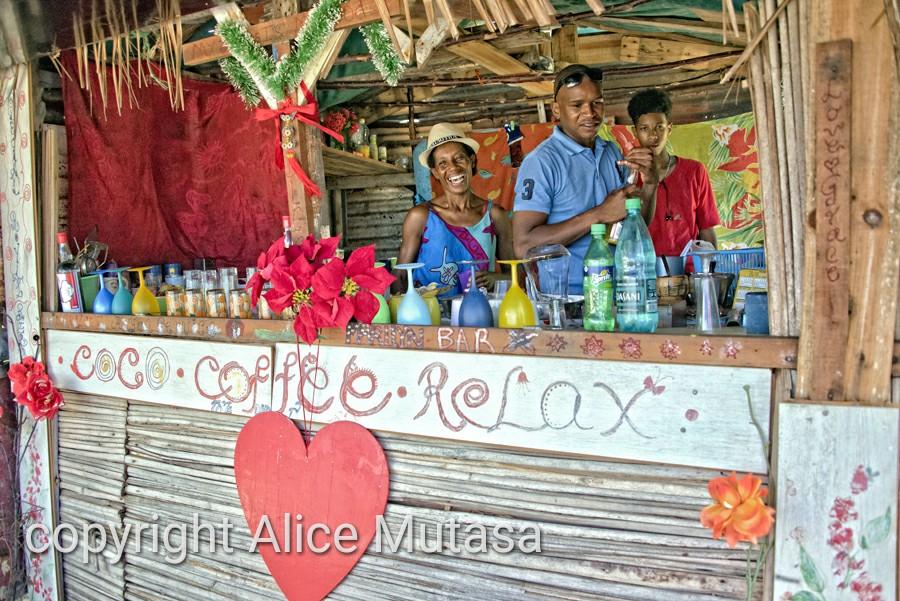 Marilyn's rum shack