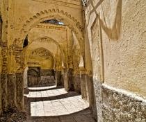 Street in the medina