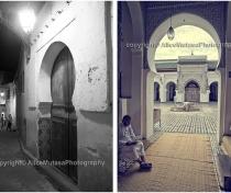 Fez Medina / Mosquée El Karaouiyine