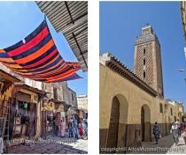 Street scenes in the Mellah & Fès El Jedid