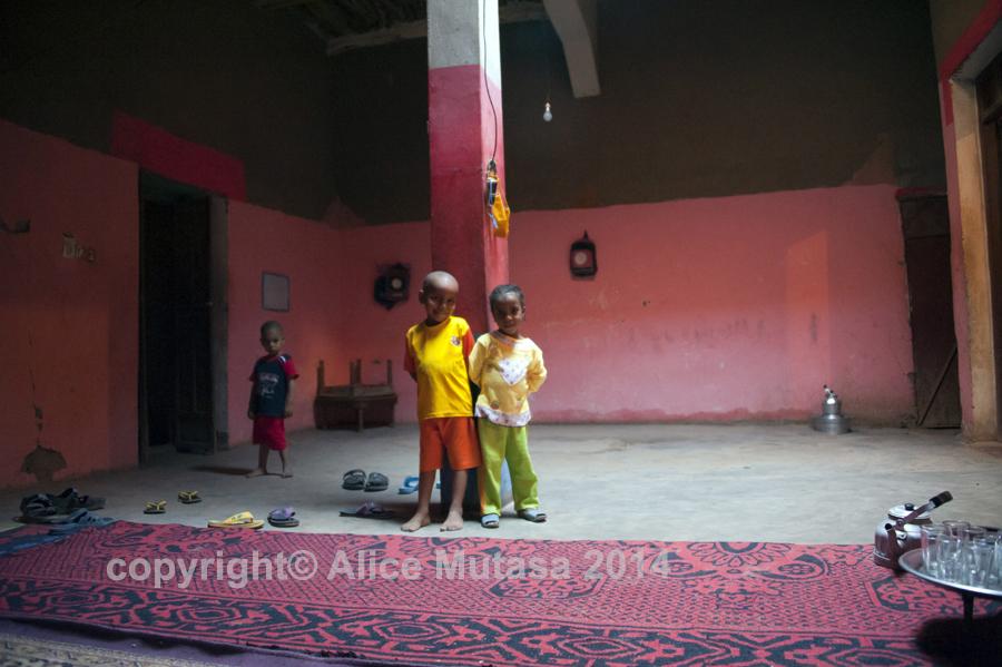 Chez la famille Choukroun, Kasbah Mhamid
