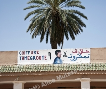 Coiffure Tamegroute