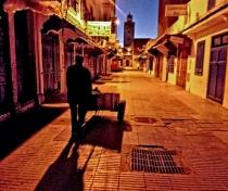 Leaving Essaouira