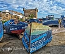 Essaouira port in HD #2