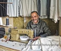 Zaki Mohamed the tailor