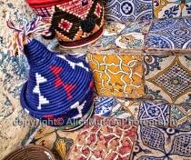 Koulchi: Essaouira shop selling recycled craftwork