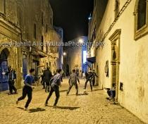 Street football, Essaouira