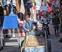 Essaouira streets