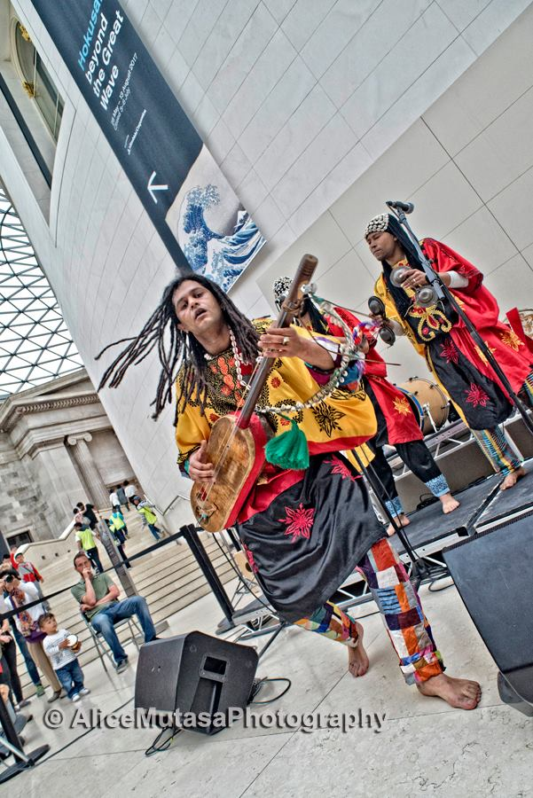 "Gnawa London at ""DIFFERENT PASTS, SHARED FUTURE"""