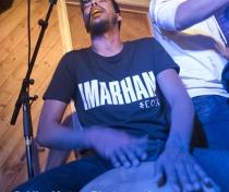 Algerian Touareg band IMARHAN