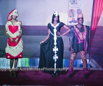 Collection Nigerien designer Ali Listo Gounabi