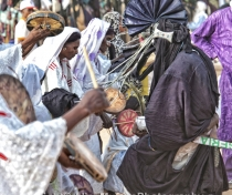 Bianou dancers