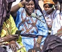 Jamilata - amazing Touareg singer