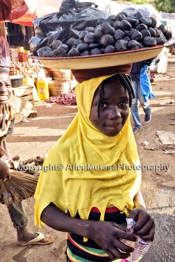 Sayratu: Petit Marché, Niamey