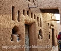 Maison du boulanger - Agadez