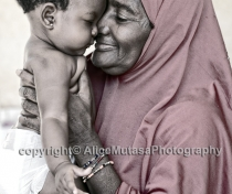 Mama et Araouda