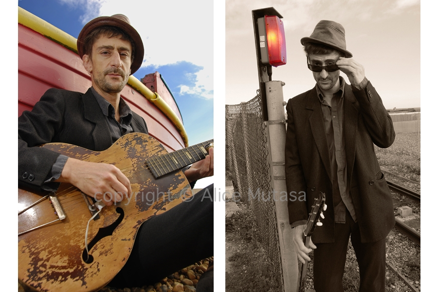 Matt Goorney: musician, Brighton