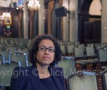 Samira Ahmed: presenter and journalist, London