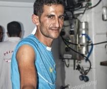 Ibrahim; engineer, 'Hurricane', Tornado fleet  (2015)