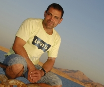 Sameh: dive guide, Egyptian Red Sea (2008)