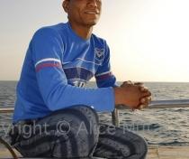 Taha: sailor, Egyptian Red Sea (2008)