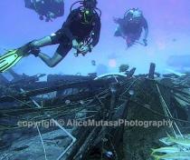 Mohamed Mousa, dive guide