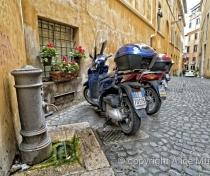 Rome street....