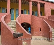 'Maison des esclaves'; Isle de Gorée, Dakar