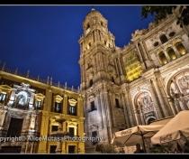 Cathedral La Encarnacion, Malaga