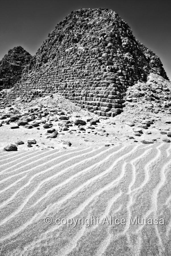 Pyramids at Nuri