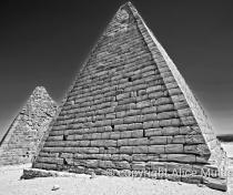 Jebel Barkal pyramids