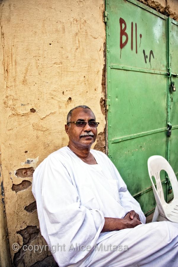 Ziad Omar - Omdurman Suq
