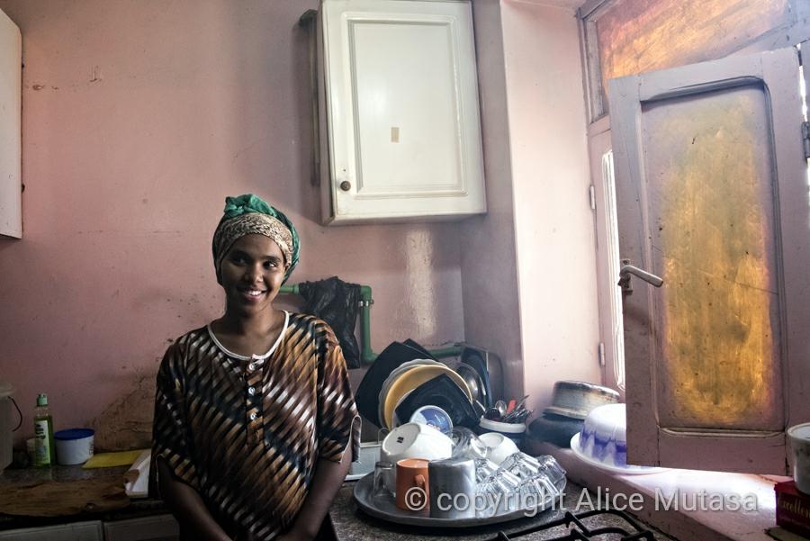 Lovely Aisha; Omdurman