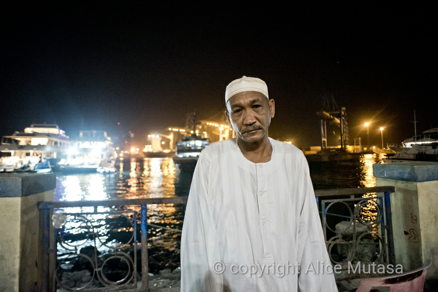 Majeed - English Literature graduate; Port Sudan