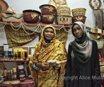 Alraida and Ayaat; perfume shop in Port Sudan