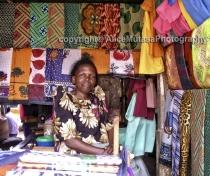 Mrs Alice Nome - Jinja market