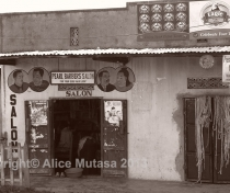 Pearl barbers salon