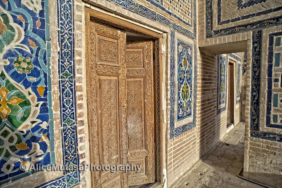 Ulug Beg Madrassa, Registan, Samarqand